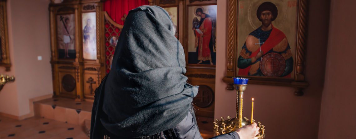 Православные ритуалы на похороны